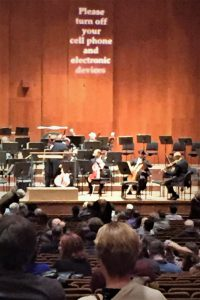 New York Philharmonic: Great music, little ambiance