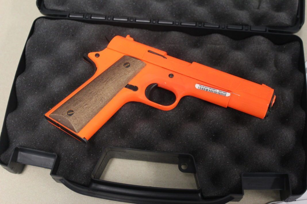 Firearms on airplanes? Read the petition