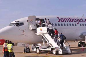 Airlines battle to occupy skies through lower fares in Kenya