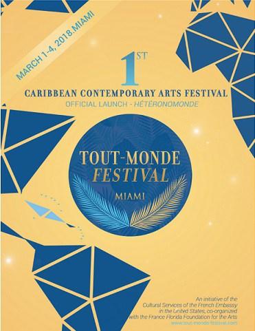 Martinique participates in the first edition of Tout-Monde Festival