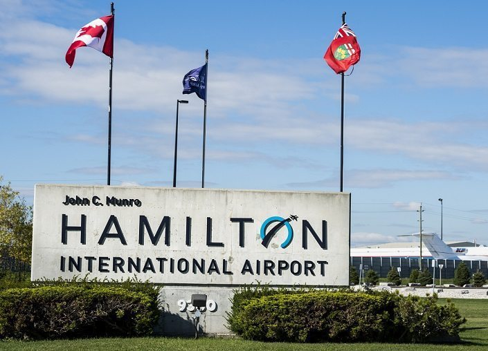 John C. Munro Hamilton International Airport welcomes new President and CEO