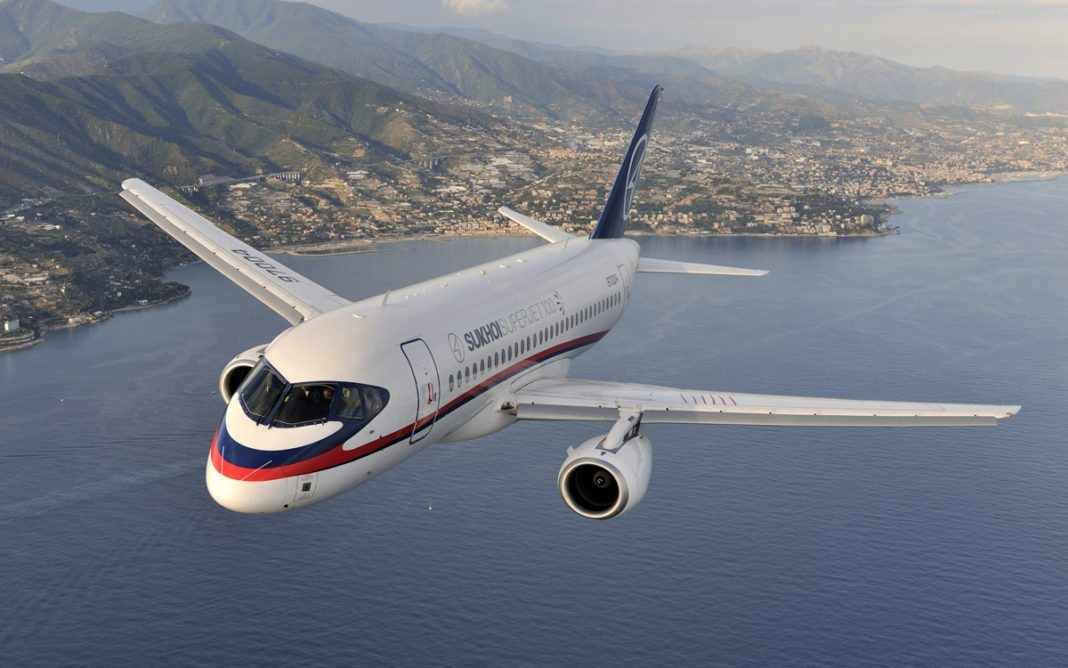 Russia to sell Sukhoi SuperJet-100 airliners to Iran