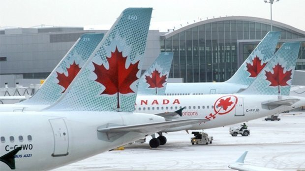 Air Canada operations returning to normal