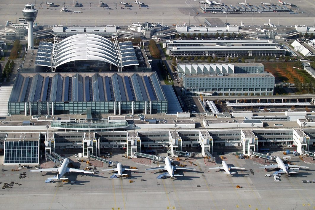 Munich Airport: Over 250,000 flights on new summer timetable