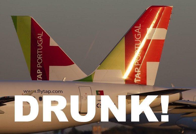 Grounded:  Drunk TAP Portugal pilot hauled of plane at Stuttgart Airport