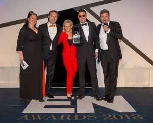 RAI Amsterdam wins Best International (non-UK) Venue award