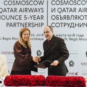 Qatar Airways strengthens ties with Russia through celebration of art