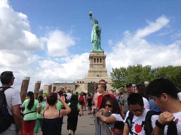 Statue of Liberty and Ellis Island Museum of Immigration unveil multi-lingual audio experiences