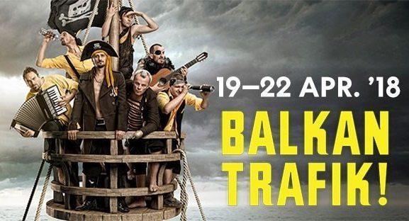 Brussels welcomes Balkan Trafik! Festival 2018