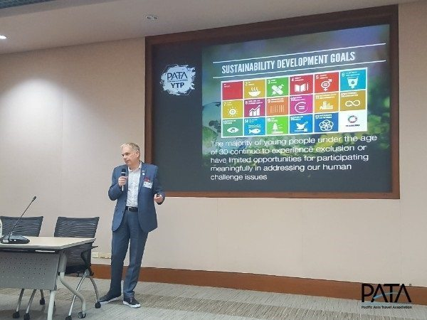 PATA explores the SDGs in the context of youth and tourism in the Asia Pacific