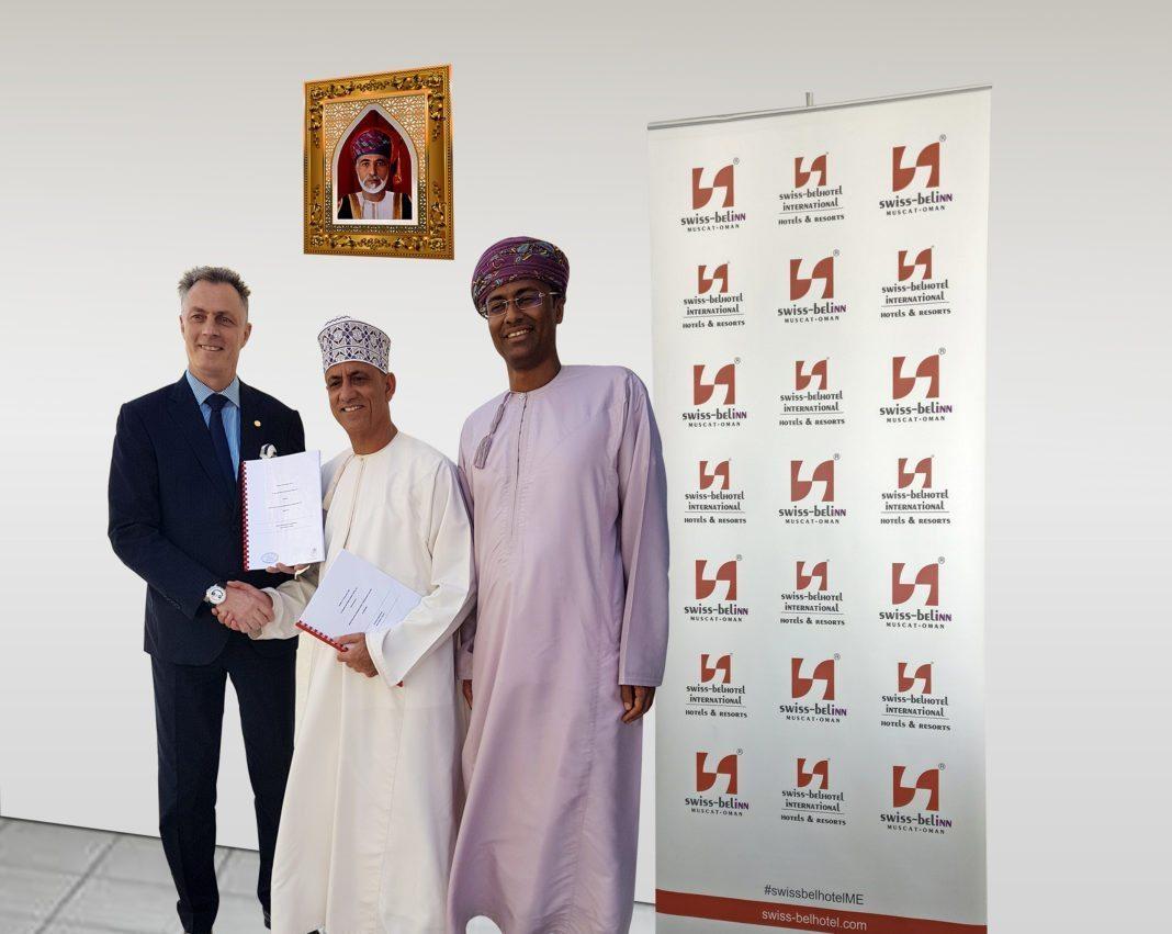 Coming soon: Swiss-Belinn Muscat in Oman