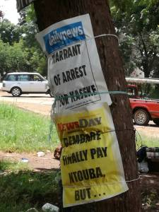 Zimbabwe Wants Socialite at Carnival 'If She Wears Panties ...