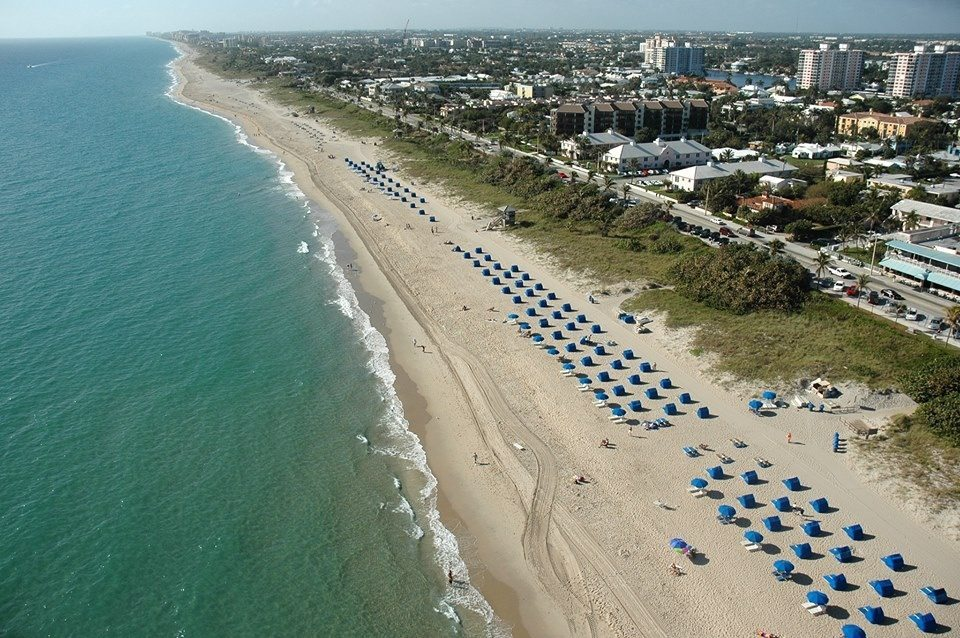 Delray Beach is the most expensive destination in Florida, according to survey
