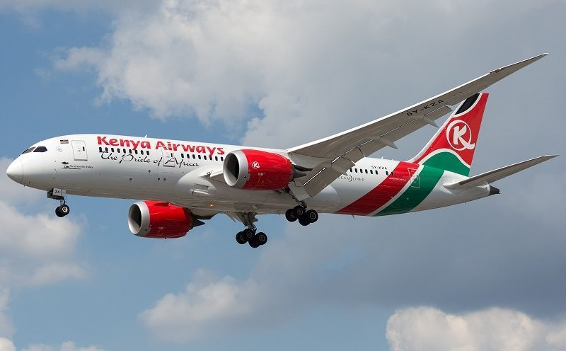 Kenya Airways anxious over opening up of African skies