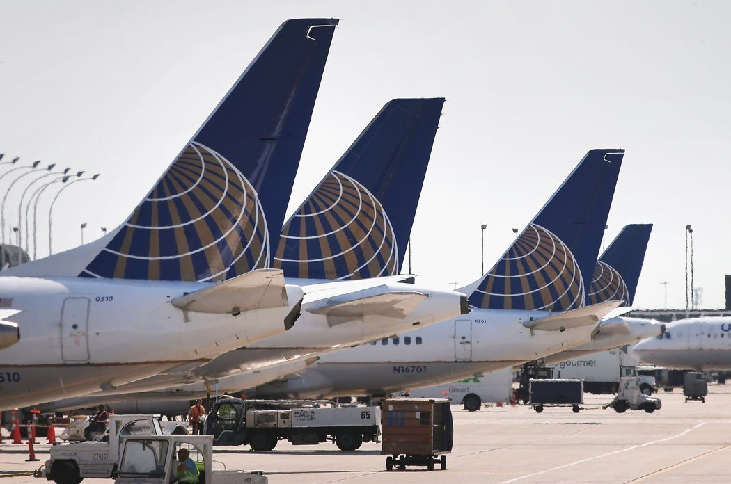 United Airlines reports 6.5% increase in consolidated traffic