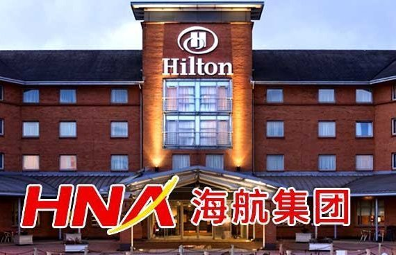China's HNA Tourism Group to sell 63 million shares of Hilton stock