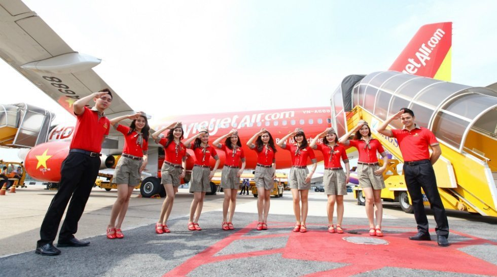 Vietjet plans to pay a dividend of 60% for its $231 million profits