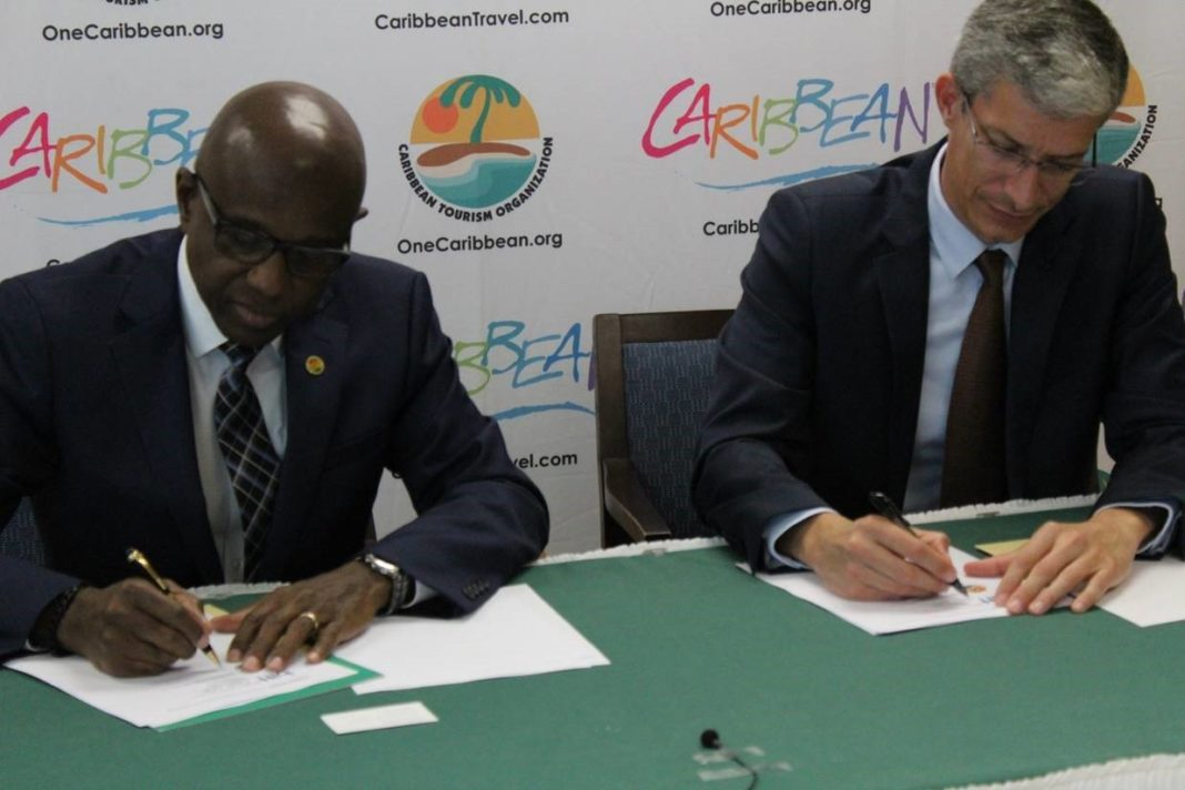 CTO partners with Bitt to promote digital currency in Caribbean tourism