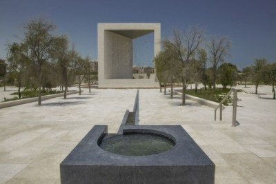The Founder's Memorial opens in Abu Dhabi