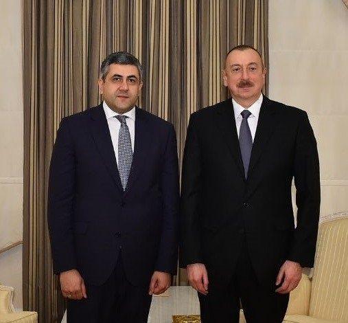 UNWTO Secretary General meets President of Azerbaijan