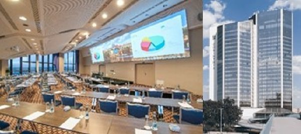 State-of-the-art video wall installed at Corinthia Hotel Prague