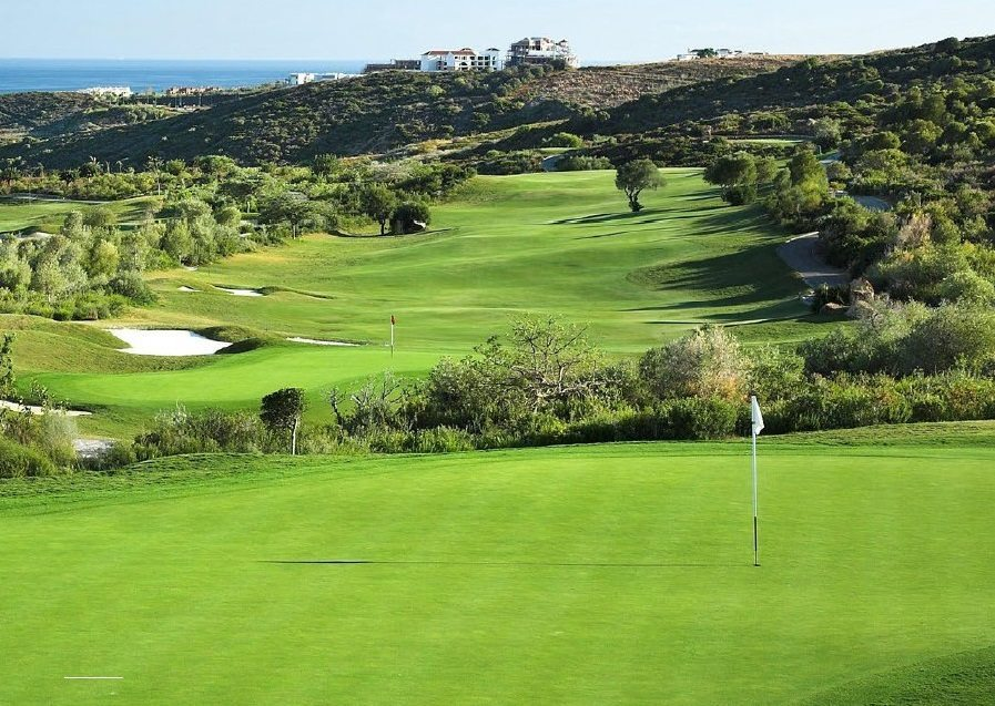 Spain's golf tourism below par