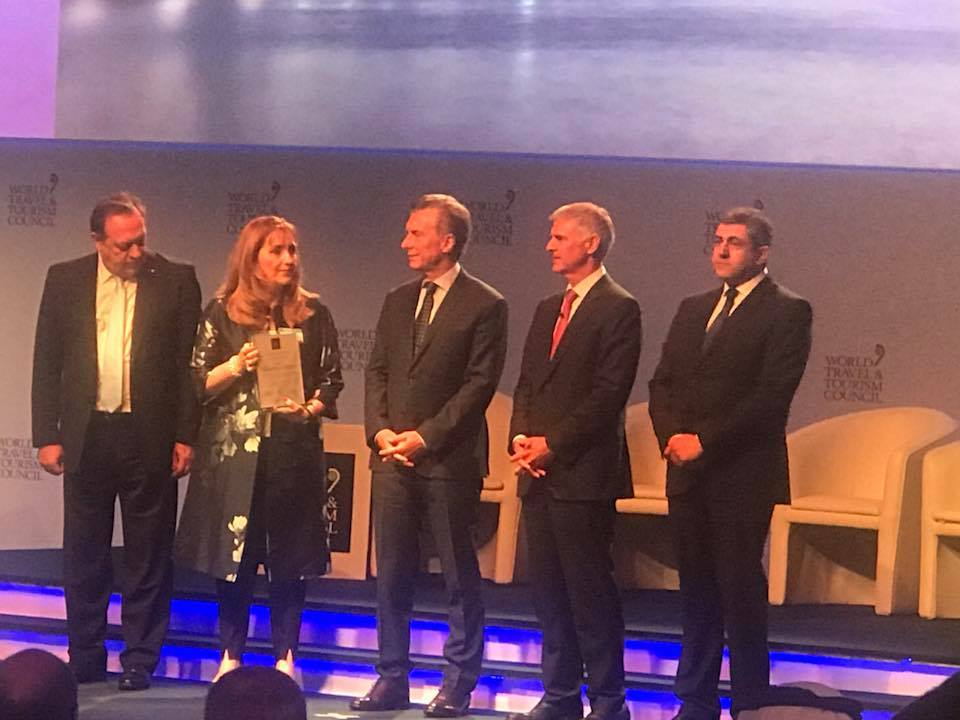 President Macri of Argentina: First WTTC World Leader for Travel & Tourism