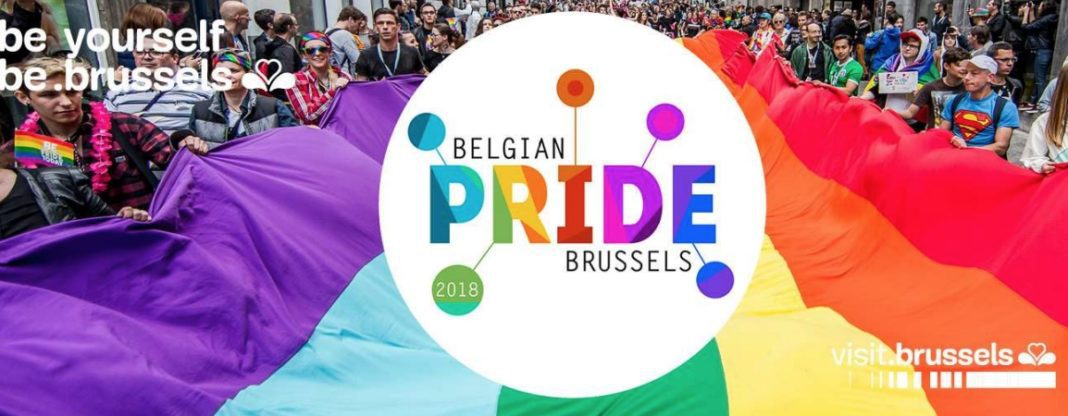 """LGBT Travel Belgium includes Brussels: """"Your local power"""""""