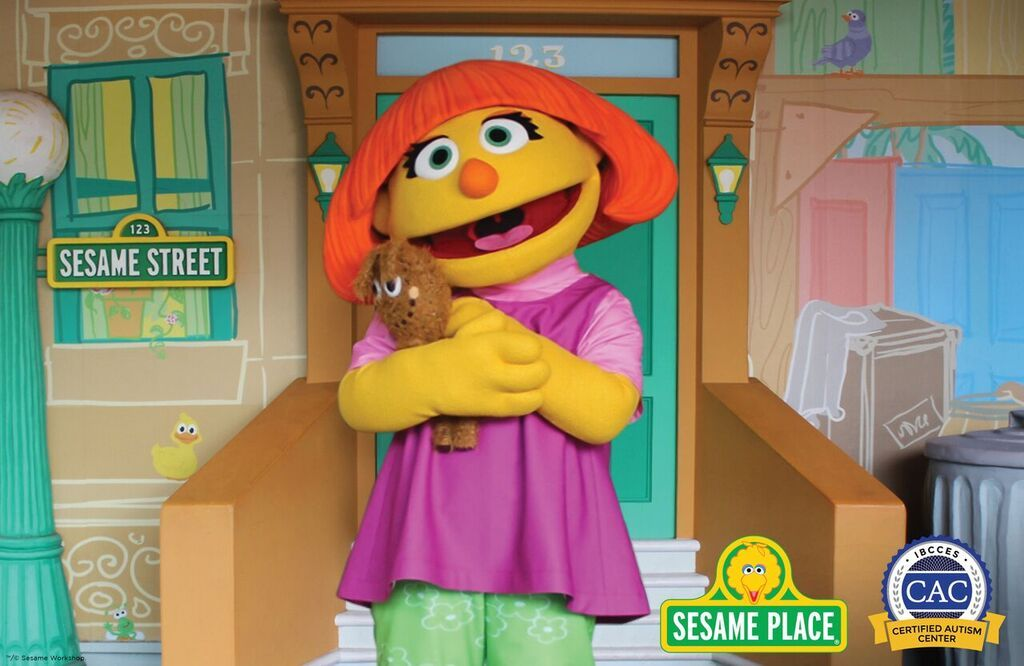 Sesame Place: A first Theme Park designated as a certified Autism Center
