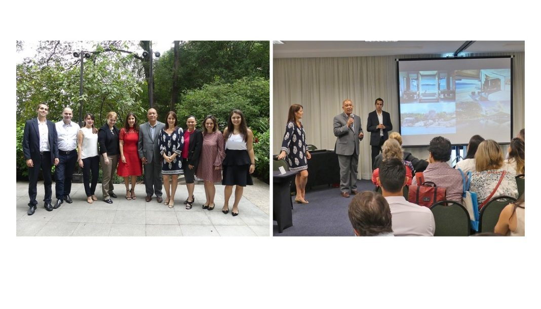 Seychelles Tourism conducts 4-city roadshow in Brazil promoting island honeymoons