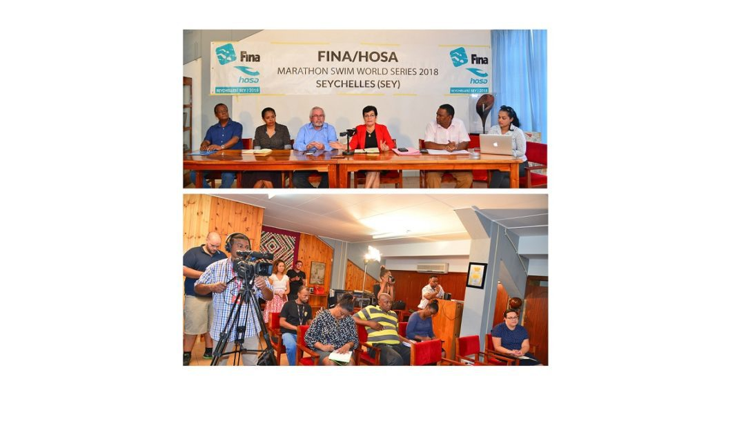 Seychelles intensifies preparations to become the first African host of the FINA Marathon Swim World Series