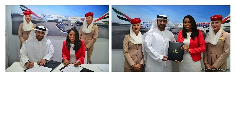 Emirates renews marketing agreement with Seychelles Tourism Board
