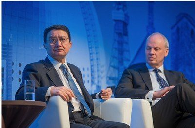 Taleb Rifai and David Scowsill together again: AIRBNB loves it