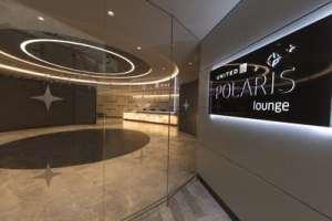 United Polaris lounge opens at Newark Liberty International Airport