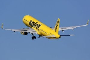 Spirit Airlines expands service from South Florida to U.S. Virgin Islands