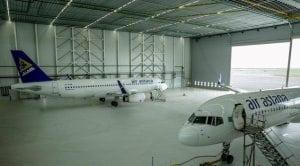 Air Astana opens new Aviation Technical Center at Astana's international airport