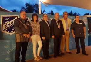 Krabi hotelier Wolfgang Grimm elected Skal Thailand President
