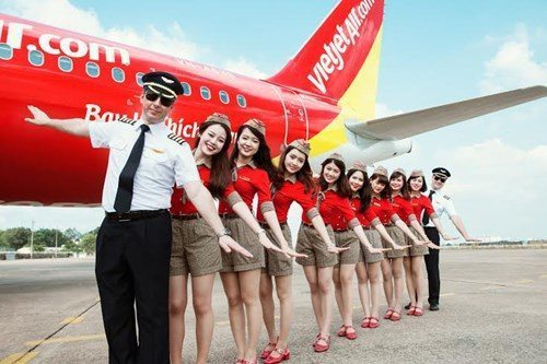 Vietjet reports first quarter profits of over USD65 million
