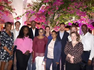 St. Maarten Tourist Bureau hosts journalists from the Netherlands and Belgium