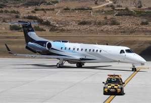 Embraer sells 4 more Legacy 650E business jets to Air Hamburg