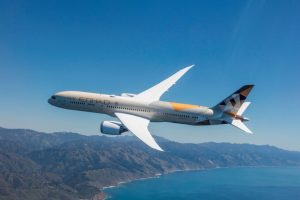 Boeing and Etihad partner in multiple crew management solutions
