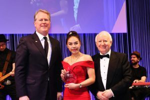 Outstanding legacy and achievement at all levels of global meetings industry celebrated at IMEX in Frankfurt Gala Dinner