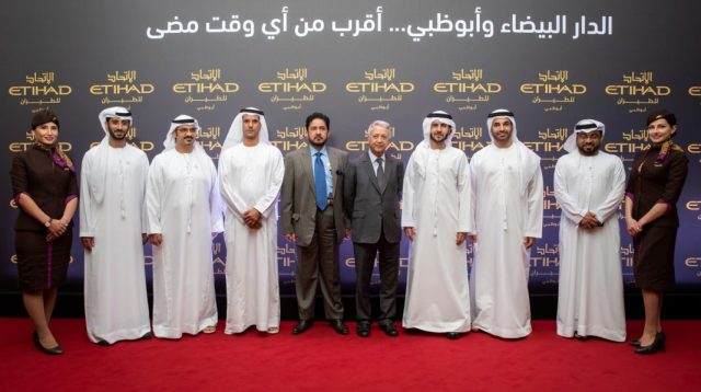 Etihad Airways committed to Morocco: Are water canons only the beginning?