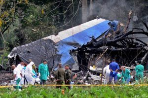 Cuba is officially mourning this weekend: 110 dead, 3 survivors at plane crash