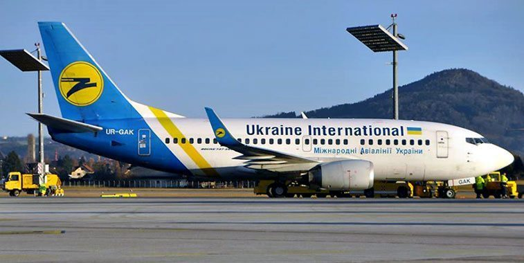 Ukraine International Airlines now flies from Delhi to Kiev.