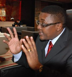 God bless and heal Zimbabwe! From his hospital bed Dr. Walter Mzembi appeals to President Mnangagwa