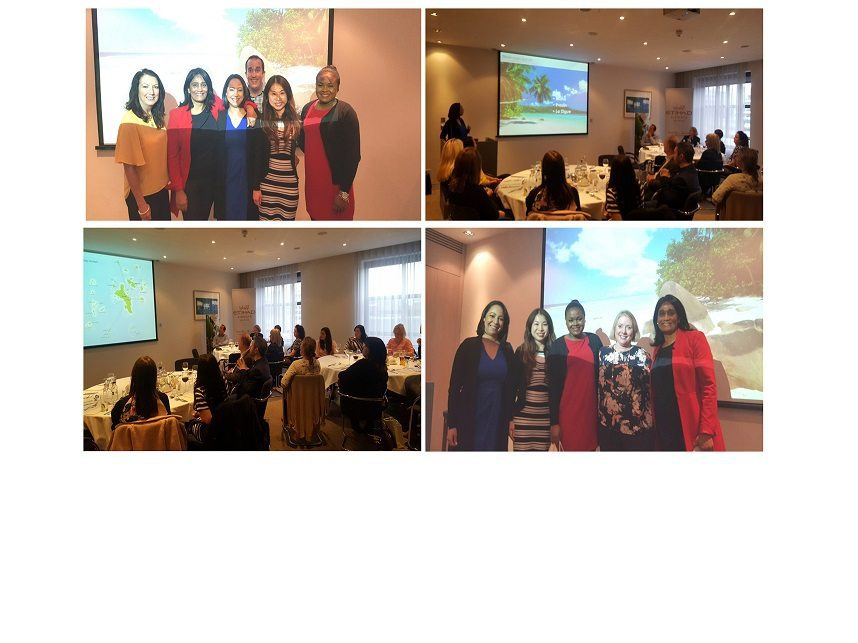 Seychelles Tourism Board teams up to offer destination training in Ireland
