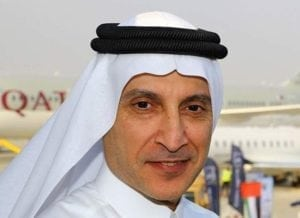 IATA names Qatar Airways CEO its new Board Chairman