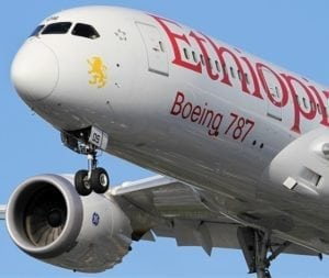 Ethiopian Airlines makes African aviation history with 100th aircraft in active service