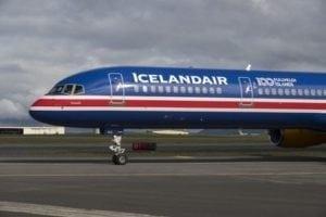 Icelandair celebrates 100 years of Icelandic sovereignty